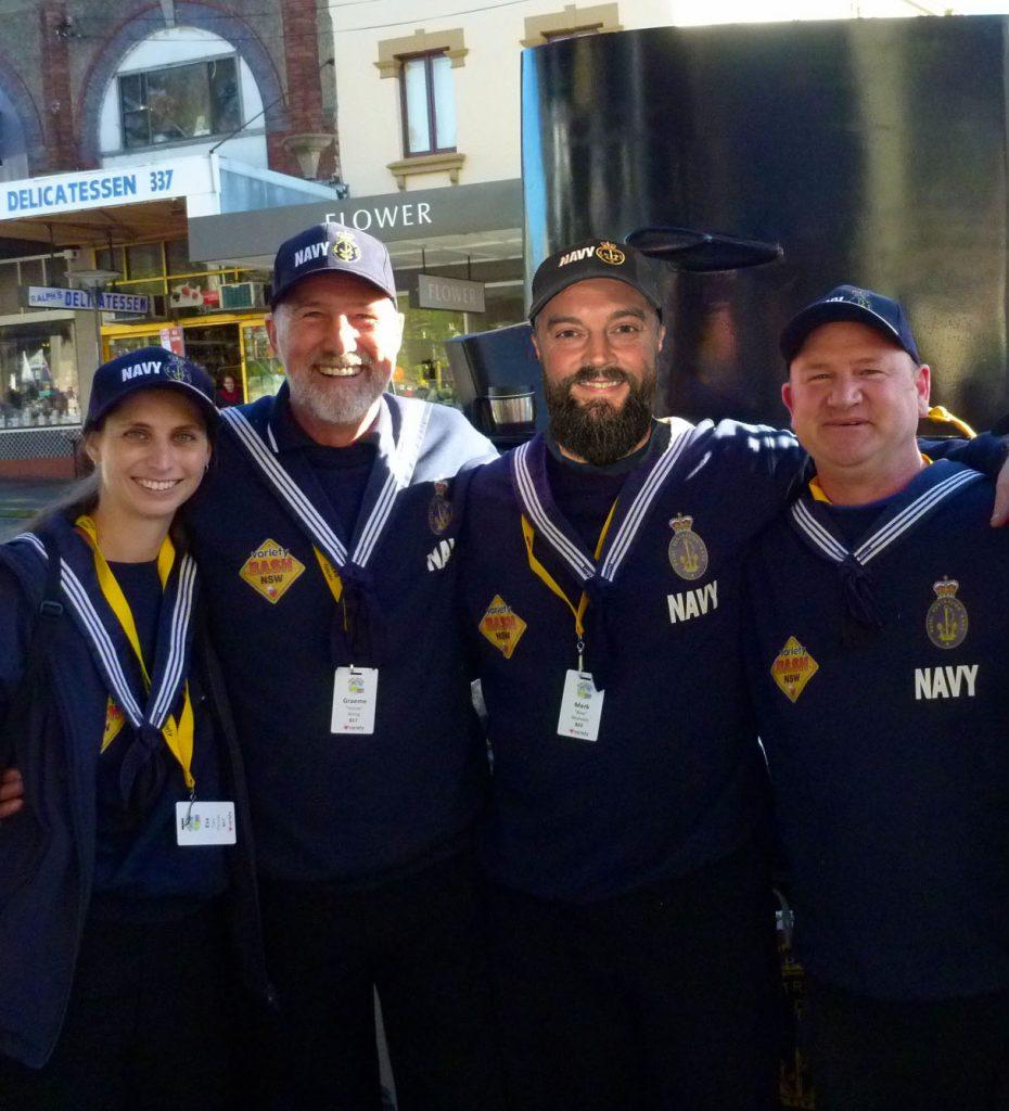 Go Team Navy!!